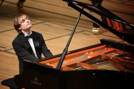 ピアニスト イリヤ・ラシュコフスキー
