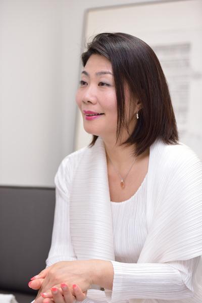 メゾ・ソプラノ歌手 坂本朱