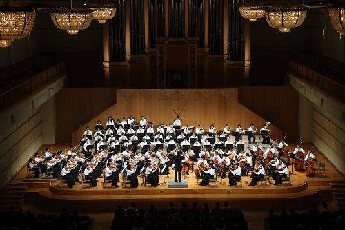ジュニアオーケストラ浜松 第24回定期演奏会・卒団式