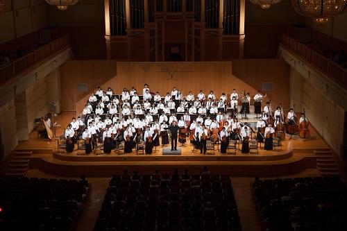 ジュニアオーケストラ浜松 第25回記念定期演奏会・卒団式