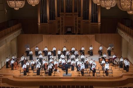 ジュニアオーケストラ 第27期アンサンブルコンサート・卒団式