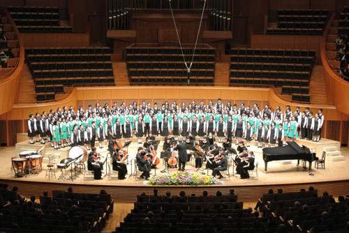 クワイア 50周年第49回HBC少年少女合唱団定期演奏会