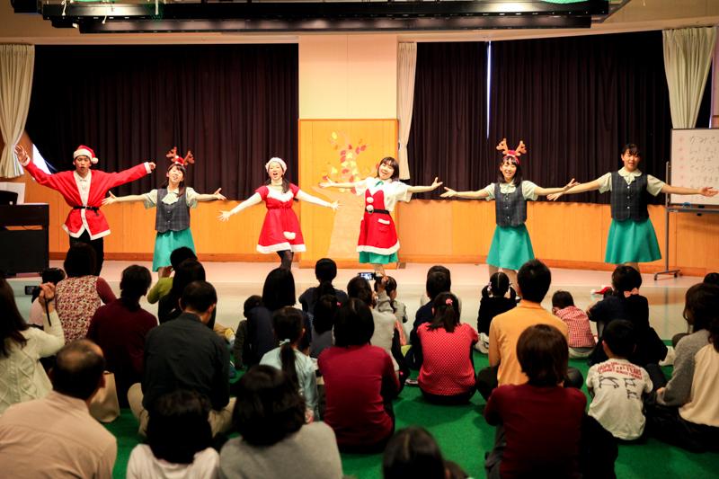ジュニアクワイア浜松 浜松こども館コンサートを行いました。