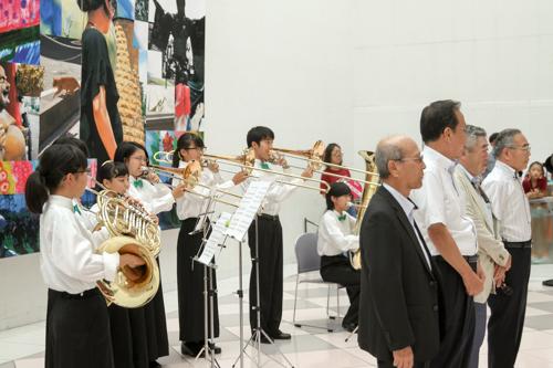ジュニアオーケストラ浜松 クリエート浜松夏祭りファンファーレ