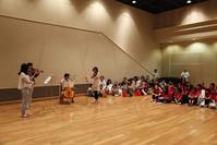 浜松世界青少年音楽祭2014【舞台裏編】
