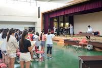 ジュニアクワイア浜松 定期演奏会前の特別練習を行いました