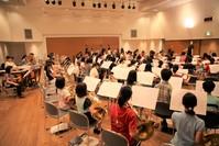 ジュニアオーケストラ浜松 夏期集中練習