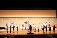 ジュニアクワイア浜松 ホール練習