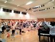 【ジュニアクワイア浜松】サーラ音楽ホール開館記念コンサート合同練習