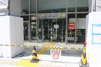 東側自動扉閉鎖のサムネイル画像