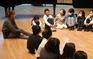 MIBUワークショップ‐ミュージカル 1~2月の練習