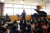 舞阪小学校コンサート