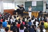 浜松市立浅間小学校コンサート