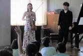 浜松市立入野小学校コンサート