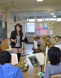 吹奏楽セミナー 楽器パート別講座(小学生)【第4回】