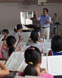 吹奏楽セミナー 合奏講座(小学生)【第2回】