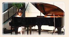 小さなピアニストコンサート